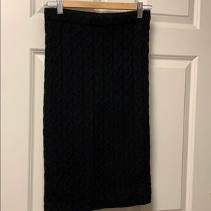 Joe fresh knit pencil skirt XS